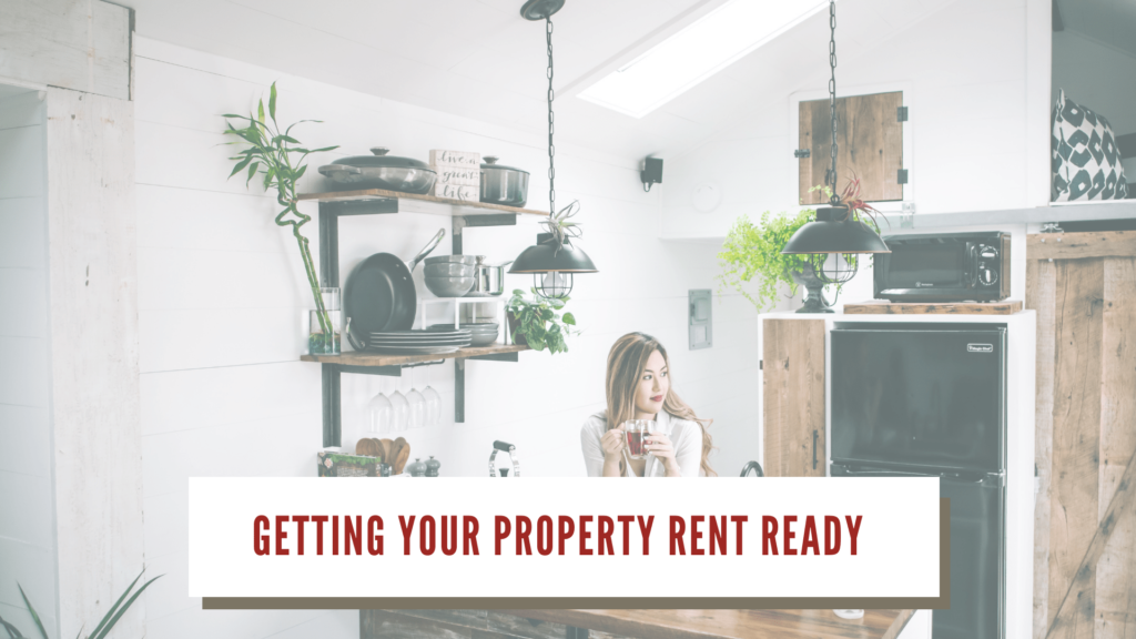 Getting Your Property Rent Ready and Put On the San Francisco Rental Market