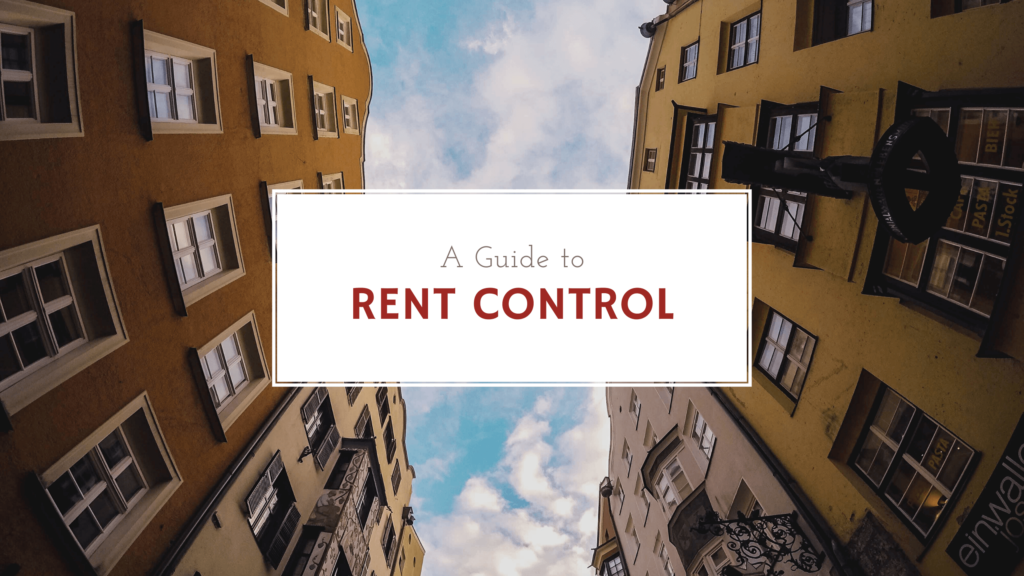 A Guide to San Francisco Rent Control - What Should You Know?